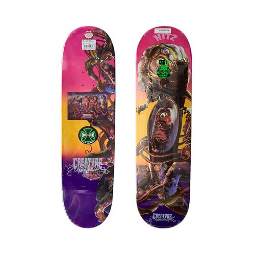 Creature Skateboards: Sam Hitz - Megabeast
