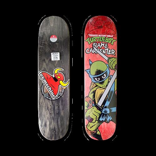 Toy Machine: Blake Carpenter - Teenage Mutant Ninja Turtleboy