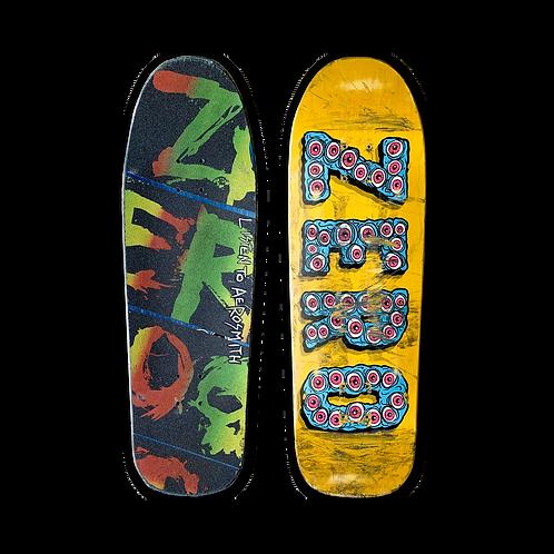 Zero Skateboards: Team - Eyes (Shaped)