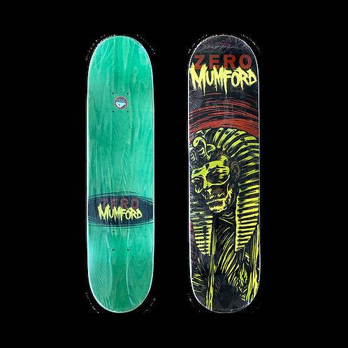 Zero Skateboards: Matt Mumford - Sphinx