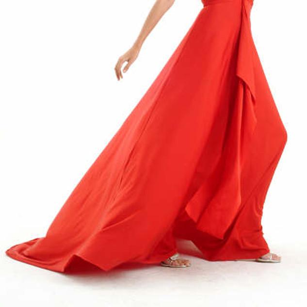 Dress for Miss Nicaragua participant