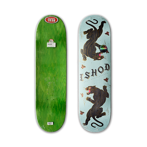 Real Skateboards: Ishod Wair - Cat Scratch
