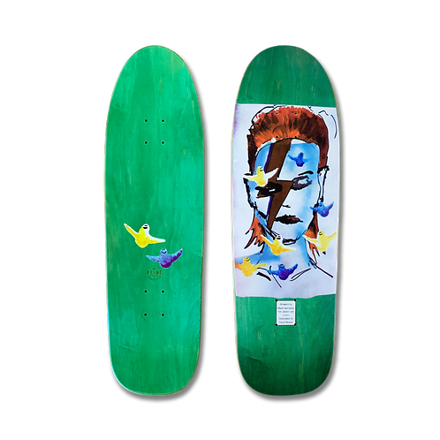 Primewood LA x Mark Gonzalez: Jason Lee - Aladdin Sane (Green)