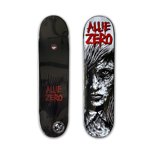 Zero Skateboards: Jon Allie - Living Dead Girl