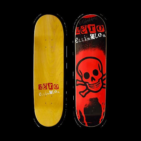 Zero Skateboards: Erik Ellington - Ellington
