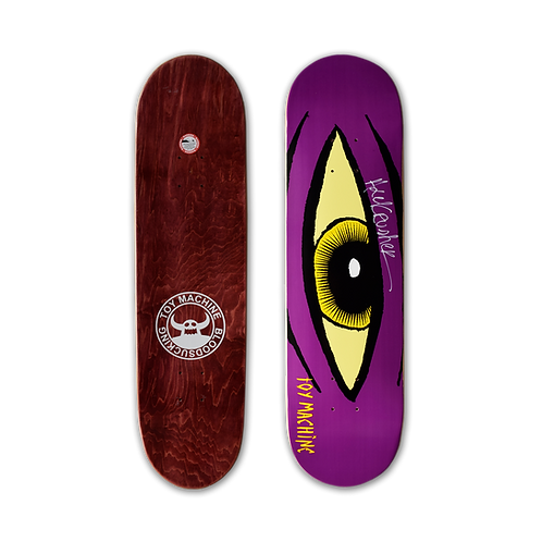 Toy Machine: Team - Sect Eye (Purple)