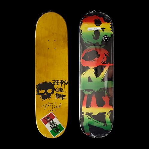Zero Skateboards: Tommy Sandoval - Signature Blood