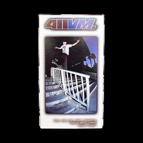 411 Video Magazine Issue 15