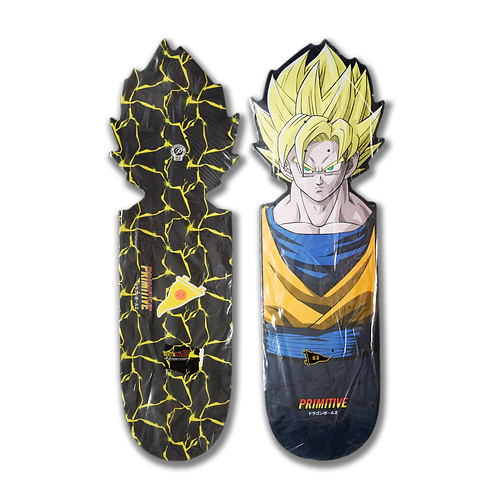 Primitive: Team - DBZ Goku CNC Cruiser