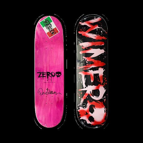 Zero Skateboards: Chris Wimer - Blood