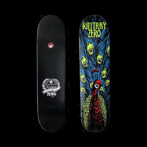 Zero Skateboards: John Rattray - Peacock (Limited Edition)