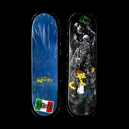Zero Skateboards: Chris Wimer - Springfield Massacre