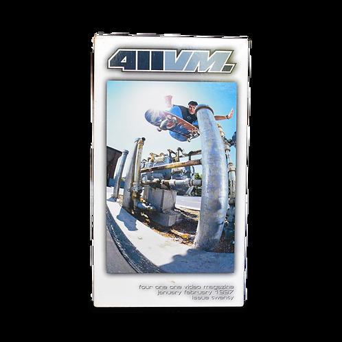 411 Video Magazine Issue 20