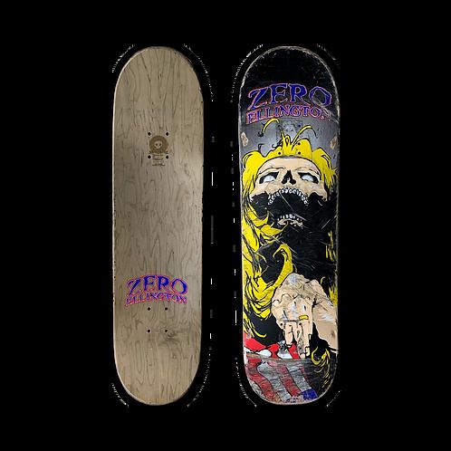 Zero Skateboards: Erik Ellington - OG Flag Reissue