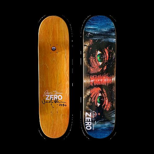 Zero Skateboards: Jamie Thomas - Native