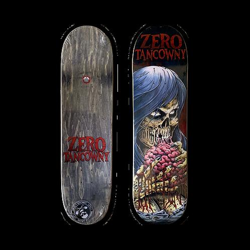 Zero Skateboards: Jamie Tancowny - Zombie