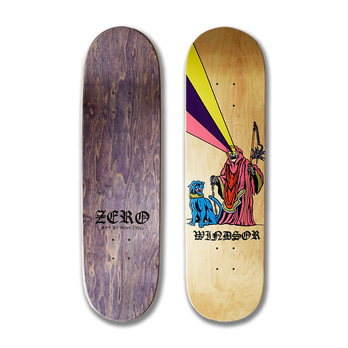 Zero Skateboards: Windsor James - Boss Dog I