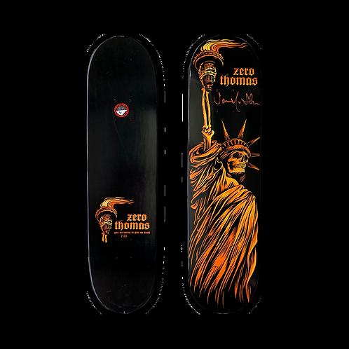 Zero Skateboards: Jamie Thomas - Liberty
