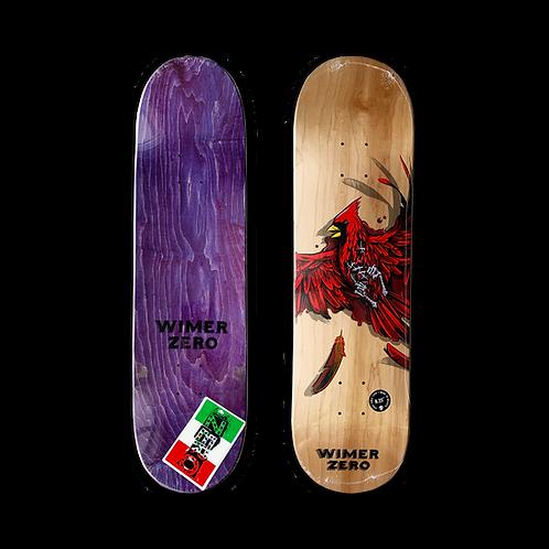 Zero Skateboards: Chris Wimer - Dead Cardinal