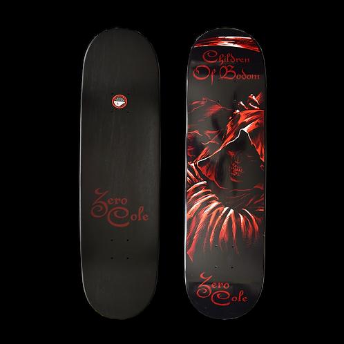 Zero Skateboards: Chris Cole - Children Of Bodom