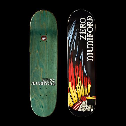 Zero Skateboards: Matt Mumford - Chief