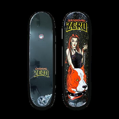 Zero Skateboards: Tommy Sandoval - Stardust