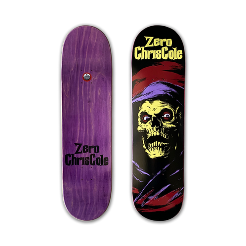 Zero Skateboards: Chris Cole - Horror Series