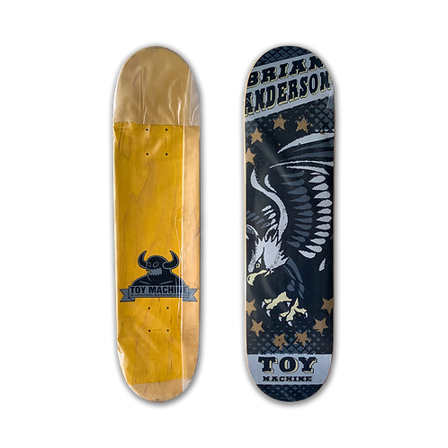 Toy Machine: Brian Anderson - Eagle