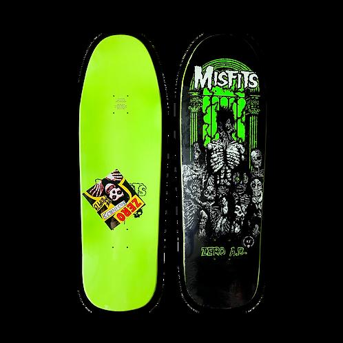 Zero Skateboards: Misfits x Zero: Zero A.D. (Cruiser)