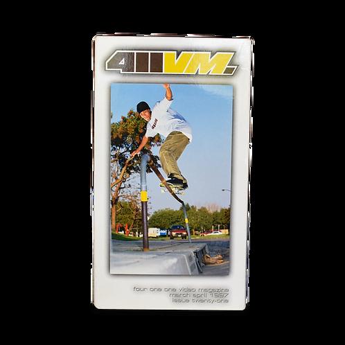 411 Video Magazine Issue 21