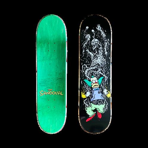 Zero Skateboards: Tommy Sandoval - Springfield Massacre