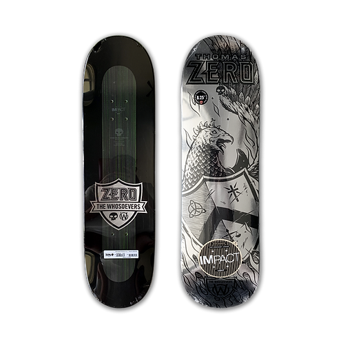 Zero Skateboards: Jamie Thomas - Whosoevers (Silver)