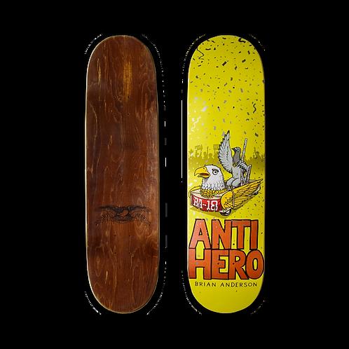 Anti Hero: Brian Anderson - Anderson First