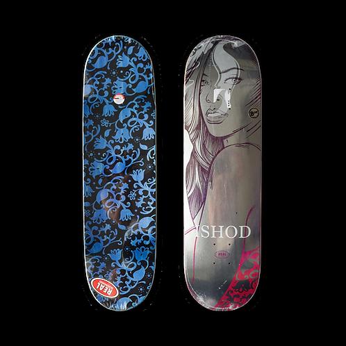 Real Skateboards: Ishod Wair - Rihanna