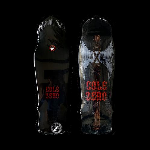 Zero Skateboards: Chris Cole - Battle Axe (Shaped)