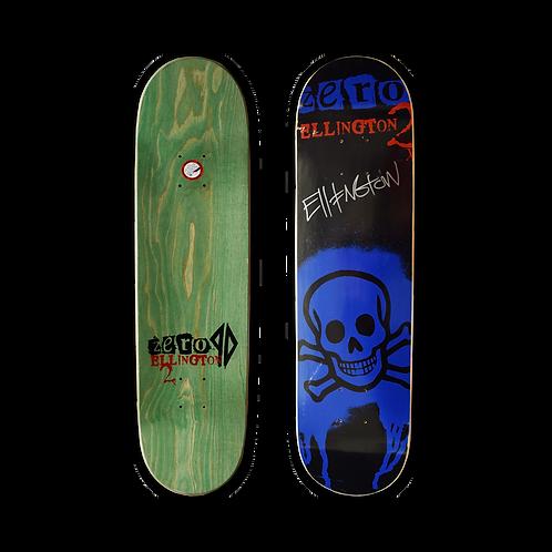 Zero Skateboards: Erik Ellington - Ellington II