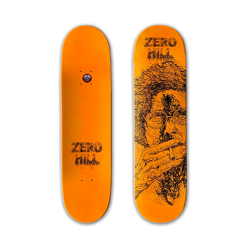 Zero Skateboards: Garrett Hill - Zombie