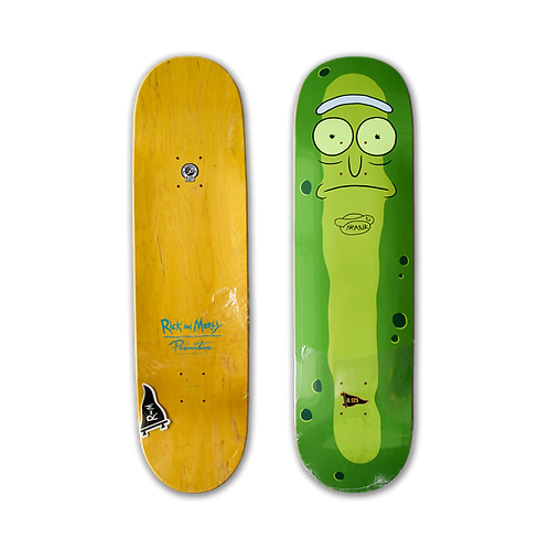 Primitive x Rick and Morty: Team - Pickle Rick
