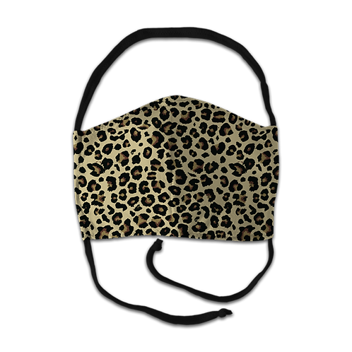 Face Mask - Cheetah Print
