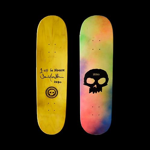 Zero Skateboards: Team - Signature Skull