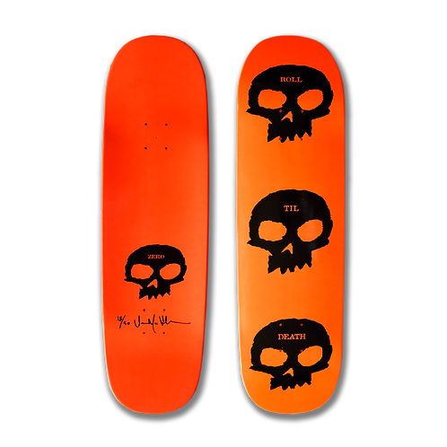 Zero Skateboards: Jamie Thomas  - Roll Til Death
