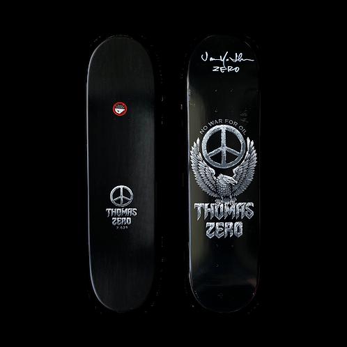 Zero Skateboards: Jamie Thomas - No War for Oil