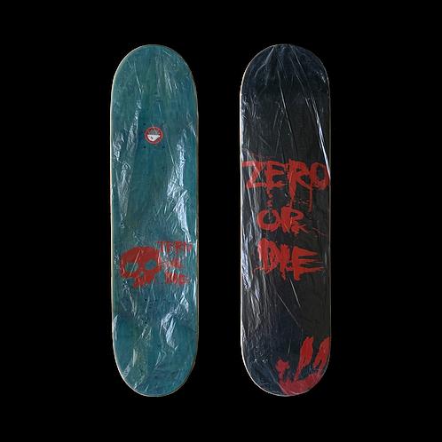 Zero Skateboards: Team - Zero or Die