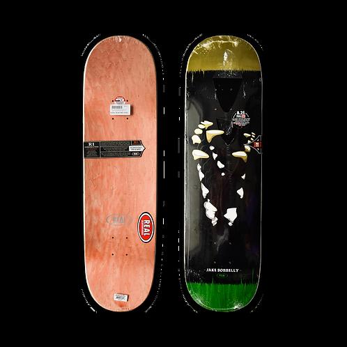 Real Skateboards: Jake Donnelly - Gold K-9