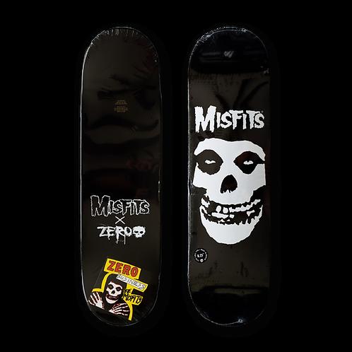 Zero Skateboards: Misfits x Zero: Fiend Skull