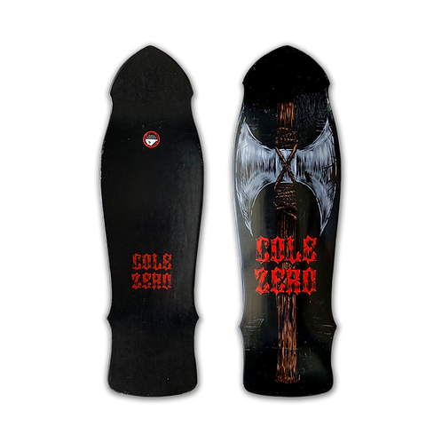Zero Skateboards: Chris Cole - Battle Axe (Shaped)