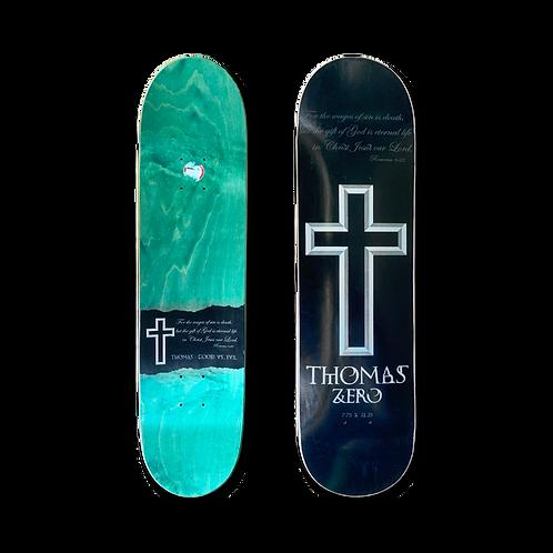 Zero Skateboards: Jamie Thomas - Good Vs. Evil
