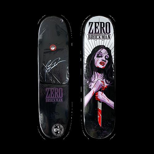 Zero Skateboards: James Brockman - Sacrifice