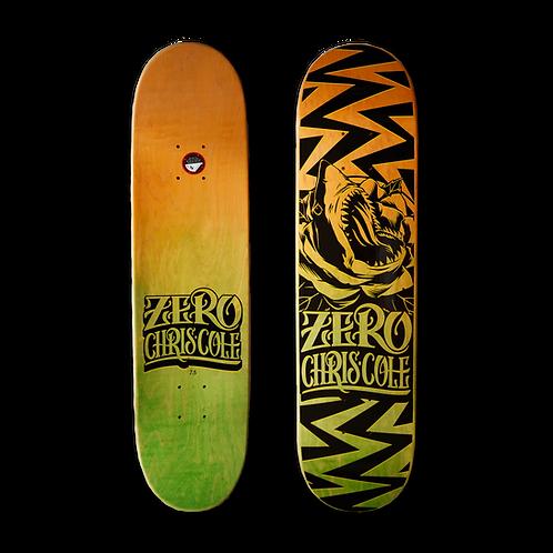Zero Skateboards: Chris Cole - Flashback