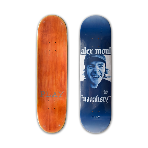Play: Alex Moul - Guest Board